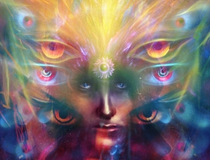 Visionary art louis dyer